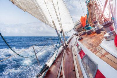 Leaky Window Repair on C&C 35 Yacht
